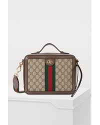 Gucci - Ophidia Shoulder Bag - Lyst