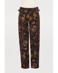 Roseanna - Charles Virgin Wool Pants - Lyst