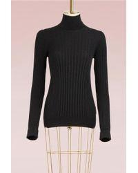 Maison Margiela - Wool Sweater - Lyst