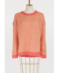 Roberto Collina - Knitted Sweater - Lyst