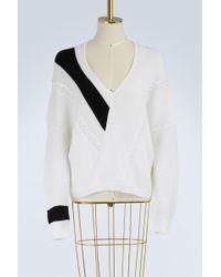 Rag & Bone - Cricket V-neck Sweater - Lyst