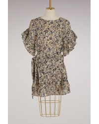 Étoile Isabel Marant - Linen Delicia Dress - Lyst