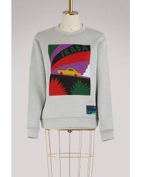 Prada - Car Sweatshirt - Lyst