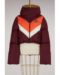 PUMA - Quilted Bomber - Lyst