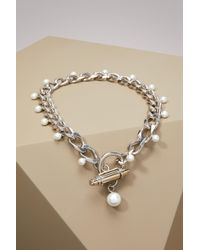 Givenchy - Pearl Necklace - Lyst