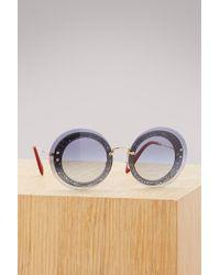 Miu Miu - Reveal Evolution Sunglasses - Lyst
