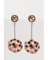 Erdem - Cluster Earrings - Lyst