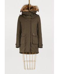 Woolrich - Scarlett Eskimo Coat - Lyst