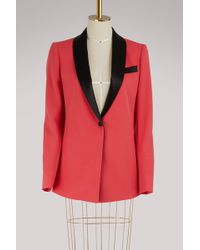 Lanvin - Smoking Jacket - Lyst