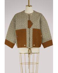 Vanessa Bruno | Gunter Cotton Jacket | Lyst