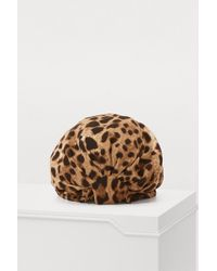 Dolce & Gabbana - Leopard Turban - Lyst