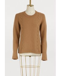 A.P.C. - Angelica Sweater - Lyst