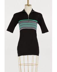 Prada - Short Sleeved Top - Lyst