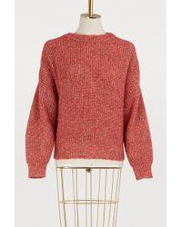 Vanessa Bruno - Jacome Sweater - Lyst