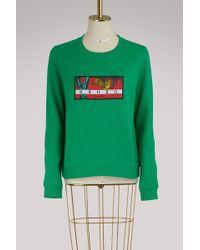 KENZO - Cotton Tiger Archive Sweatshirt - Lyst