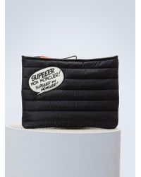 Moncler - My Mm Clutch - Lyst