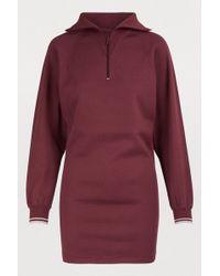 Lyst - Parker Black Dita Sequin Dress in Gray 2993f6efa