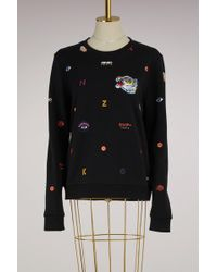 KENZO - Cotton Icons Jumper - Lyst