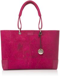 Pelcor - Ipanema Tote Pink - Lyst