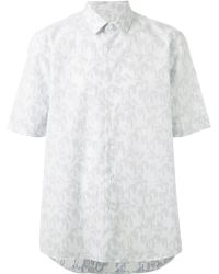 Jil Sander Short Sleeve Shirt - Lyst