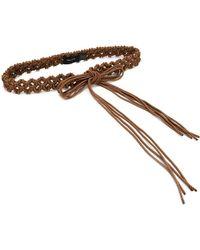 Simone Rocha - Braided Cord Belt - Lyst