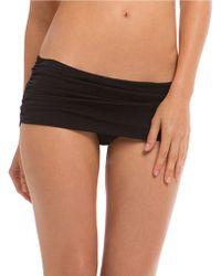 A.che - Monroe Swim Mini Skirt - Lyst