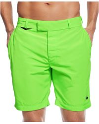 Diesel Bmbx Chino Beach Shorts - Lyst