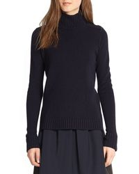 Vince Wool  Cashmere Turtleneck Sweater - Lyst