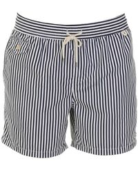Ralph Lauren Traveller Swimming Shorts - Lyst