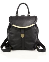 See By Chloé Lizzie Backpack black - Lyst