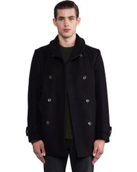 Natural Selection | Mackinaw Wool Coat | Lyst