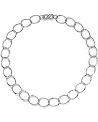 Slane - Twin-link S-clasp Chain Necklace - Lyst