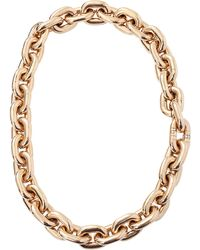 Mattia Cielo - Vulcano Chain Collar Necklace - Lyst