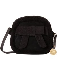 Ugg Bailey Bow Cord Box Zip - Lyst