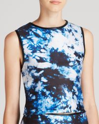 Cynthia Rowley Top - Bloomingdale'S Exclusive Cropped Shell - Lyst