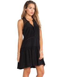 Rachel Zoe Sierra Hi Low Dress - Lyst
