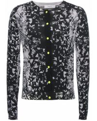 Paul By Paul Smith B Floral Cardigan - Lyst
