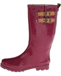 Chooka Top Solid Rain Boot - Lyst
