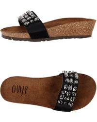 Ovye' By Cristina Lucchi Sandals - Lyst