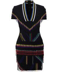 Preen Saada Dress multicolor - Lyst
