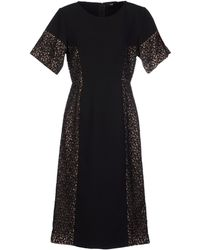 Rachel Comey Kneelength Dress - Lyst