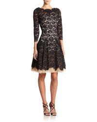 Nha Khanh Rachel Lace & Tulle Dress - Lyst