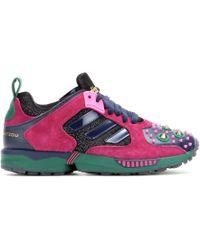 Mary Katrantzou Zx 5000 Sneakers - Lyst