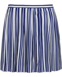 Vanessa Bruno Mini Skirt - Lyst