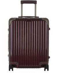 Rimowa - Limbo Cabin Multiwheel Suitcase (56cm) - Lyst