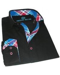 Giorgio Bellini - Lorenzo Sport Shirt Phantom Slim Collection - Lyst