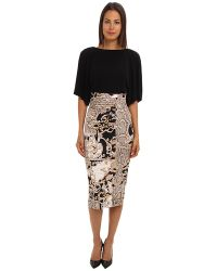 Just Cavalli dresses formal dresses - Lyst