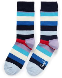 Happy Socks Stripe Socks - Lyst