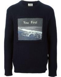Acne Studios Caro Sweater - Lyst