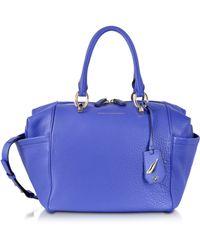 Diane von Furstenberg - Sutra Bold Leather Duffle Bag - Lyst